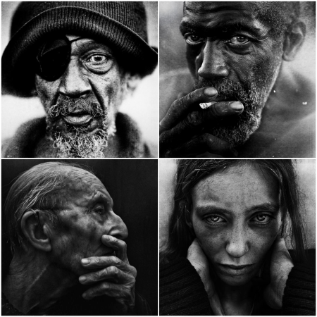 Portraits Lee Jeffries