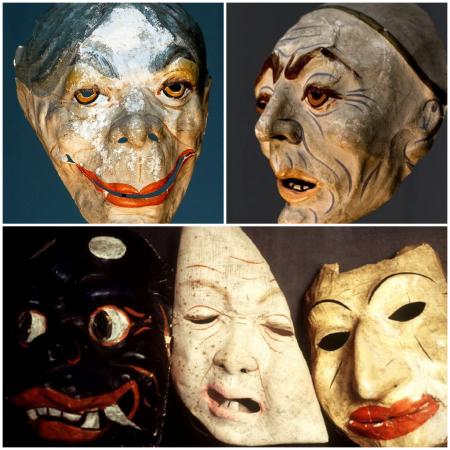 Ensor masques